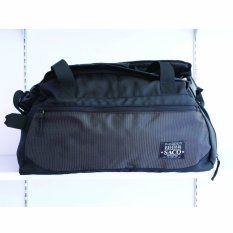 Saco - Doxo Travelbag - Black
