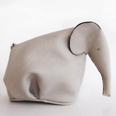 Saco - Elephant Sling Bag - Grey