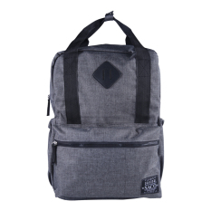 Saco Morgan Tas Ransel Kasual - Dark Grey