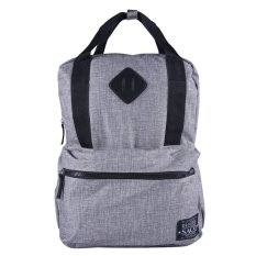 Saco Morgan Tas Ransel Kasual - Light Grey
