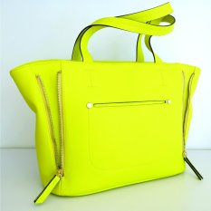 Saco - Philly Handbag - Yellow