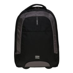 Samsonite Tas Albi Laptop Backpack Wheel - Hitam
