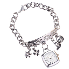 Selling Stainless Steel Casual Gold Wristwatch Women Watches (Intl)