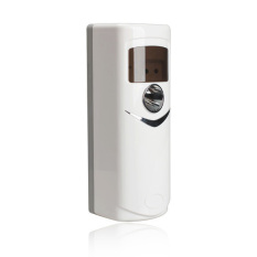 Sensor Cahaya Otomatis Dispenser Aerosol Pengharum Ruangan Putih OK-002