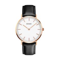 SKMEI 2016 High Quality Men Fashion Casual Watches Luxury Brand Men's Quartz Watch Relogio Masculino Mens Nylon Strap 30M Waterproof Wristwatches 1181 (Black)