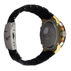SKMEI Casio Men Sport LED Watch Water Resistant 50m - AD1016 - Gold