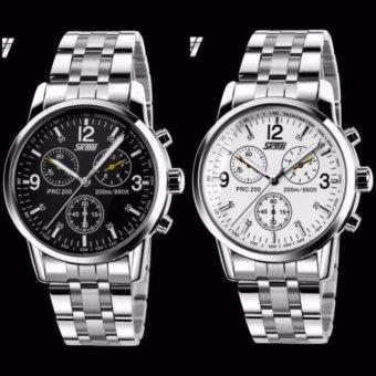 Jam Tangan Pria Kulit Modiya CHRO Korea Fashion Mens Watch Analog Watches  Cowo. Source · ddca64381b