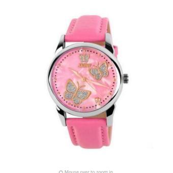 wrist watch butterfly