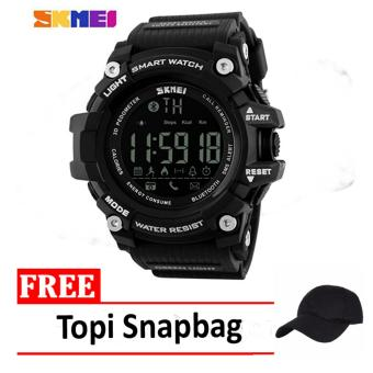 Skmei Jam Tangan Ad0993 Silver Black Free Kacamata - Daftar Harga ... 300af43126
