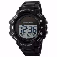 SKMEI Jam Tangan Pria S-Shock Militer Sport Water Resistant 50m 1129 - Black
