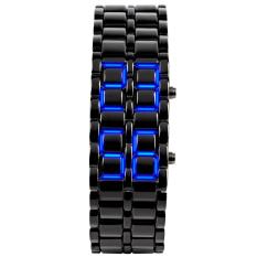Skmei Men's Watch,european And American Creative Personality Waterproof LED Watch Students Watch Male Table Men's Watch (Black)
