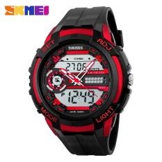 SKMEI merek Watch Waterproof watch busana siswa menonton mewah pria olahraga outdoor business1202 - intl