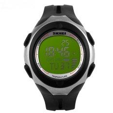 SKMEI Pioneer Sport Watch - DG1080 - Hitam-Hijau