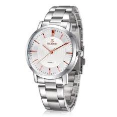 SKONE Brand Sports Watches Men Luxury Fashion Business Watch Hardlex Quartz Wristwatches Gold (Intl)