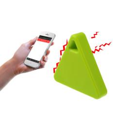 Smart Bluetooth Tracker Tracer GPS Finder Locator Tag Alarm For Key Pets Child (Green) - Intl