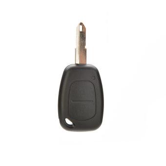 Sporter Car Remote Key Shell For Renault Traffic Master Vivaro