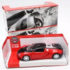 Star Diesel-Parfum Mobil Bugatti Merah