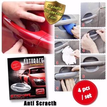 Stiker Handle Mobil 4pcs Universal / Pelindung Handle / Screen guard SC-01