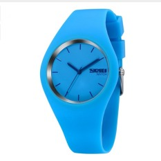 Stylish Design And Simple Style Ladies Watch (Blue)