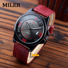 Stylish Design And Simple Style Ladies Watch (Red)