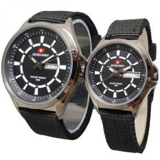 Swiss Army - Jam Tangan Couple - Canvas Swiss Army - Jam Tangan Couple - Canvas - SA 5086 D