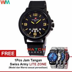 Jual Jam Tangan Pria Swiss Army .