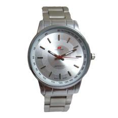 Swiss Army Jam Tangan Wanita - Body Silver - Silver - Stainless Steel Back - SA 2199 L