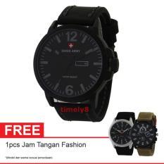 Swiss Army Quartz Watch SA 5195G FB GR.