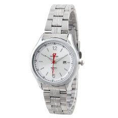 Swiss Army Women Fashion Jam Tangan Wanita - Stainless - Silver - SA 1137 SS SIL