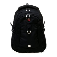Swiss Gear SA8018 Laptop Backpack - Hitam