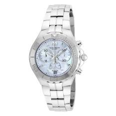 TechnoMarine Sea Men 40.1mm Case Stainless Steel Stainless Steel Strap White Dial Quartz Watch TM-715014 (Intl)