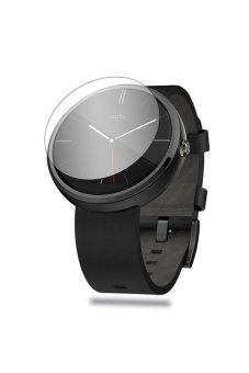 Tempered Glass Film Screen Protector for Smart Watch Moto 360