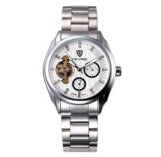 Tevise 8375B Top Brand Luxury Digital Casual Watch Men Business Wristwatch Automatic Mechanical Fashion Wrist Watches - Intl