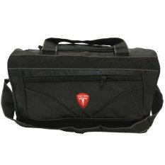Theo Travel Bag Susun V - Hitam