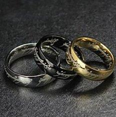 Jetting Buy salib cincin teks Alkitab TITANIUM perhiasan untuk pria wanita baja sekitar .