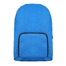 Tonga 31BF002 Tas Ransel Kasual Foldable - Blue
