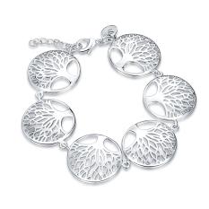 Tree-shaped Bracelet Jewelry Wholesalers LKNSPCH558 - Intl