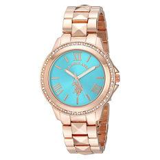 U.S. Polo Assn. Women's USC40079 Rose Gold-Tone Bracelet Watch - Intl