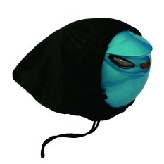 Ugiene Tas / Sarung Helm Anti Debu Non Woven (Hitam)