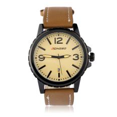 UINN PU Leather LONGBO Casual Quartz Watch Men Women Sports Unisex Wrist Watches