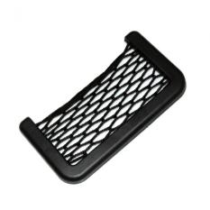 Universal car Organizer Storage Net Bag Phone Holder Pocket For Mitsubishi ASX Pajero Cordia Galant Grandis Lancer Mirage Montero Outlander any car