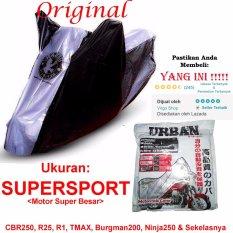 Urban Cover Motor - Sarung Motor - Selimut Motor Super Sport EXTRA JUMBO