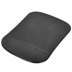 Vehicle Car Anti-Slip Mat Pad - Black (19 x 14cm)