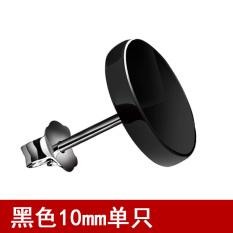 Versi Korea dari hitam titanium baja anting-anting