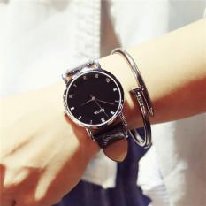 Versi Korea dari siswa laki-laki ms. bentuk perempuan jam tangan jam tangan
