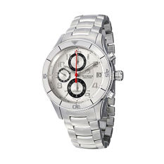 Victorinox Swiss Army Men's 241191 SSC Stainless Steel Automatic Chronograph Watch - Intl - Intl
