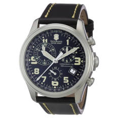 Victorinox Swiss Army Men's 241314 Infantry Vintage Chronograph Black Dial Watch - Intl
