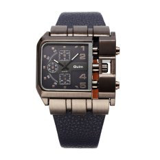 Watches Men Luxury Brand DZ Design Quartz Watch Squartz Dial Leather Strap Male Military Antique Clock (Intl)