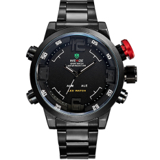 WEIDE Watch Men's Watch Military Watches Sports Quartz Wristwatches 6-color Watch 12-month Guarantee WH 2309 (Black)