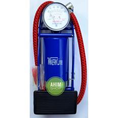 WERKLine Foot Pump Multifungsi Pompa Angin Manual Kaki Injak (Ban Sepeda, Motor, Mobil, Balon, Bola dll)